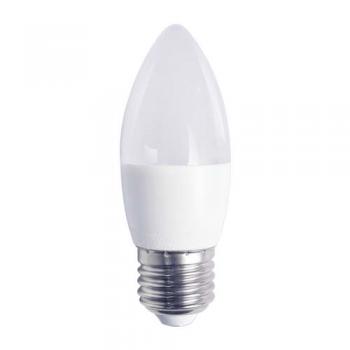 LED  Лампа Feron LB-737 C37 6W Е27 яскраве світло