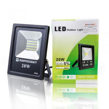 Прожектор LED 20 W Евросвет EV-20-01
