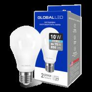 LED Лампа GLOBAL A60 10W яскраве світло
